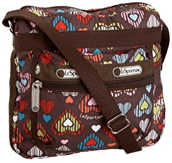LeSportsac Ellie Cross-Body,Luvie,one size