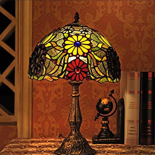 gweat-vintage-europeenne-tiffany-style-12-pouce-main-verre-colore-carnation-serie-lampe-de-table