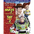 Histoire de Jouets 2: Edition Speciale / Toy Story 2: Special Edition (Bilingual Blu-ray Combo Pack) [Blu-ray + DVD]