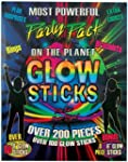 200 Pieces Glow Sticks Party Pack wit...