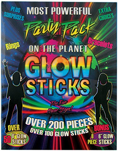 200 Plus Glow Sticks
