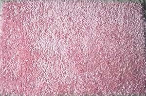 T-Shirt Shaggy Rug- Pink (3'6x5'6)