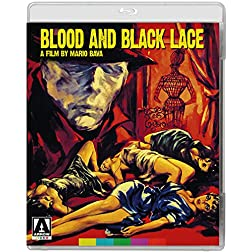 Blood And Black Lace Blu-ray + DVD [Blu-ray]