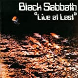 Live At Last Import, Live, Original recording remastered Edition by Black Sabbath (1998) Audio CD