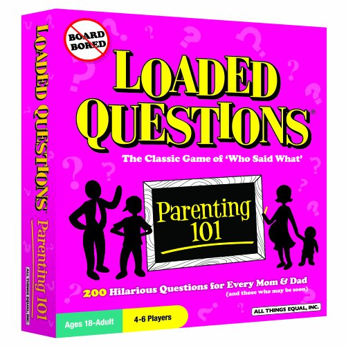 Loaded Questions: Parenting 101 - 1