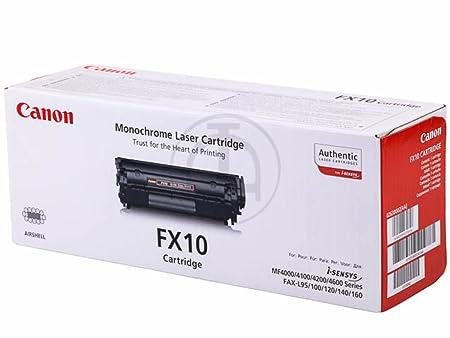 Canon I-Sensys MF 4660 pl (FX-10 / 0263 B 002) - original - Toner black - 2.000 Pages