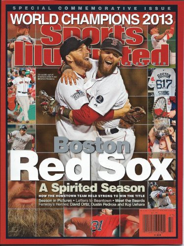 Sports Illustrated 2013 Boston Red Sox World Series Commemorative Issue at Amazon.com