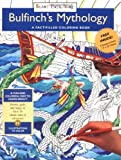 img - for Bulfinch's Mythology: A Fact-Filled Coloring Book (Start Exploring (Coloring Books)) book / textbook / text book