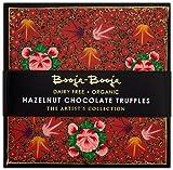 Booja Booja Organic Artist's Collection Hazelnut Chocolate Truffles 185 G