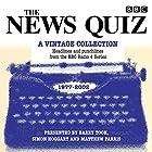 The News Quiz: A Vintage Collection: Archive highlights from the popular Radio 4 comedy Radio/TV von  BBC Radio Comedy Gesprochen von: Barry Took, Alan Coren, Simon Hoggart