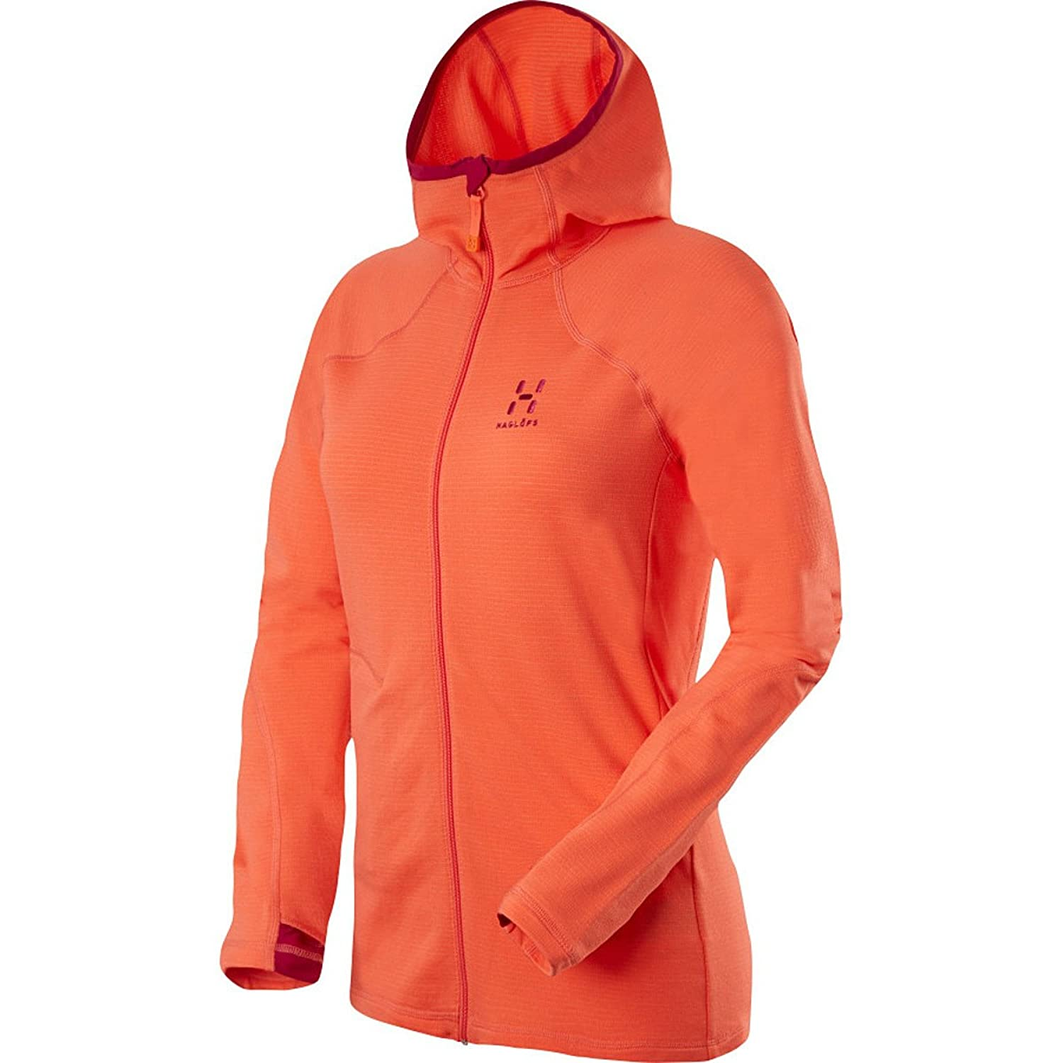 Haglöfs Actives Warm II Fleecejacke Firecracker