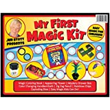 Jim Stott Presents 'My First Magic Kit' The Perfect Magic Kit for Beginners and Kids of All Ages!