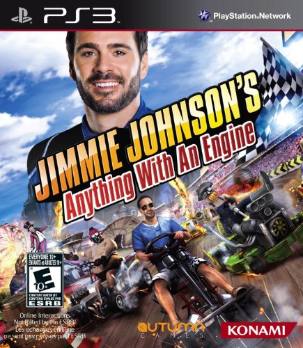 Jimmie Johnson'S Anything With An Engine - Playstation 3 front-976433