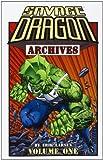 Savage Dragon Archives Volume 1 (v. 1) (1582407231) by Erik Larsen
