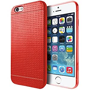 Wow Back Cover For apple Iphone 6 - Red