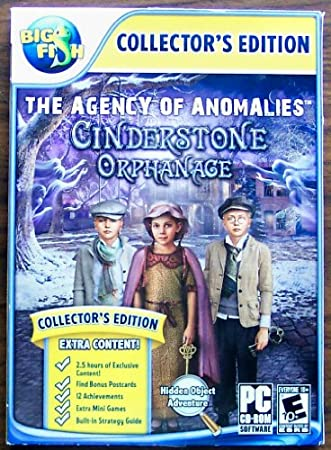 The Agency of Anomalies: Cinderstone Orphanage CE