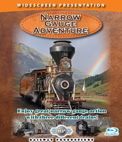 Narrow Gauge Adventure [Blu-ray]