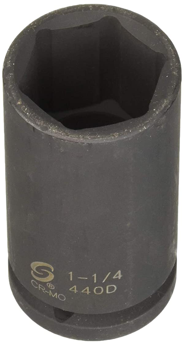 Sunex 440D 3/4 Drive Deep 6 Point Impact Socket 1-1/4
