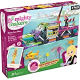 K'NEX Mighty Makers Deep Sea Dive Building Set