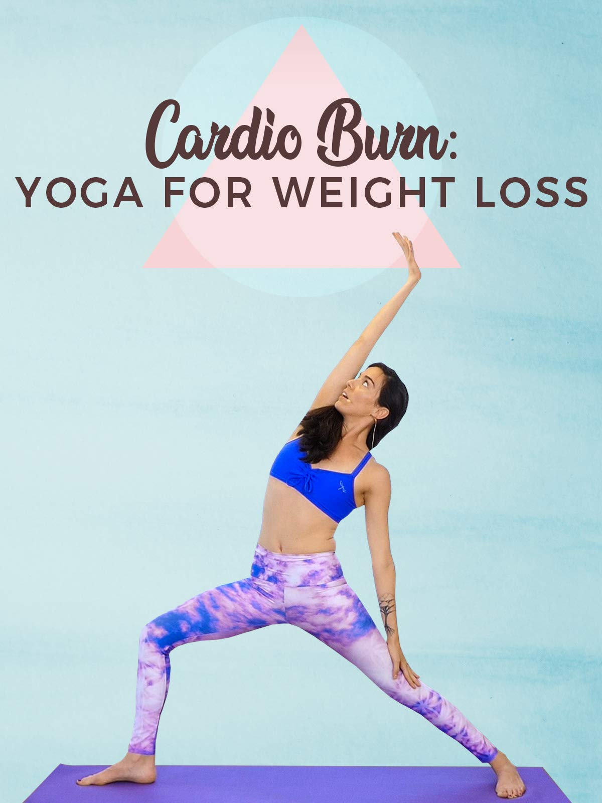 1 Hour Yoga for Weight Loss - Cardio Burn