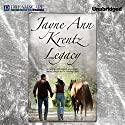 Legacy (       UNABRIDGED) by Jayne Ann Krentz Narrated by Allyson Ryan