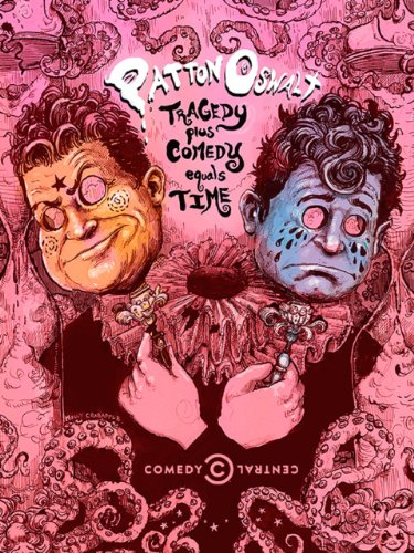 Patton Oswalt Tragedy Plus Comedy Equals Time (Best Of Comedy Central compare prices)