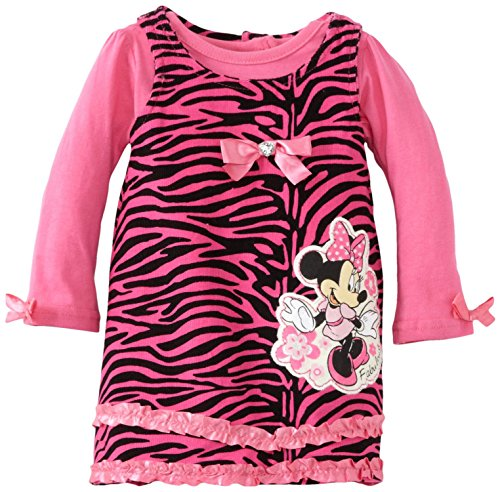 Toddler Minnie Mouse Dress front-6591