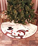 Christmas Tree Skirt, 46 inches in di...