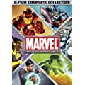 Marvel Animated Features 8-Film Complete Coll [Import]