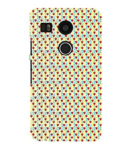 ifasho Designer Phone Back Case Cover LG Nexus 5 :: LG Google Nexus 5 :: Google Nexus 5 ( Eiffel Tower Pairs )