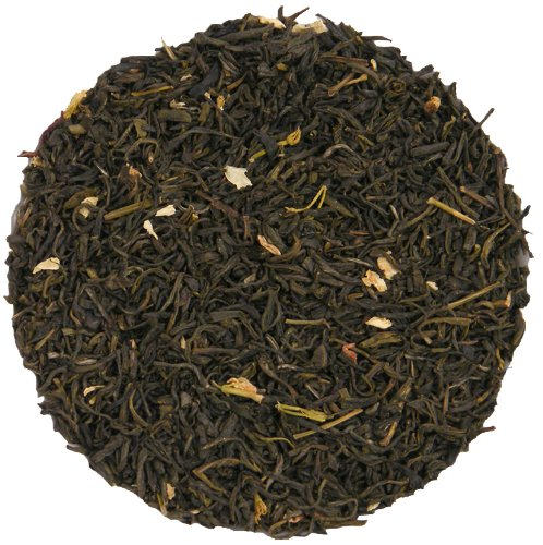 Simpli-Special Green Jasmine with Flowers, Natural Loose Leaf Tea 100g