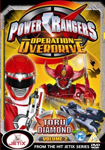 Power Rangers Operation Overdrive: Volume 2 - Toru Diamond [DVD]