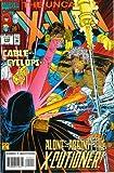 Uncanny X-Men (Alone...Against the X-Cutioner!) March, 1994 (Vol. 1, No. 310)