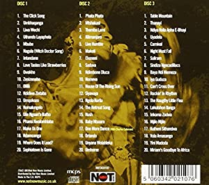 The Sound Of Africa (3 CD)