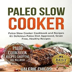 Paleo Slow Cooker Audiobook
