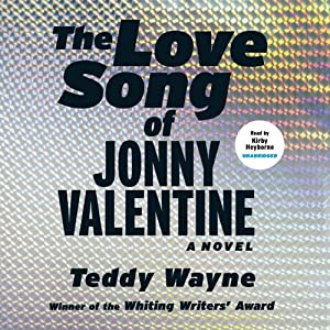The Love Song of Jonny Valentine Audiobook