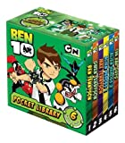 Ben 10: Pocket Library, RRP £4.99