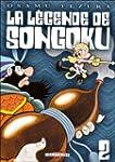 L�GENDE DE SONGOKU T02 (LA)