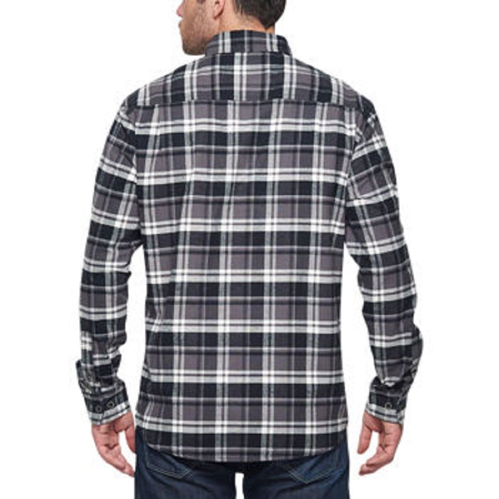Weatherproof Men's Vintage Flannel Shirt 1