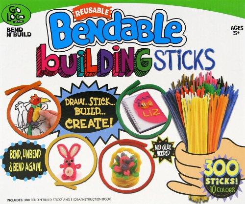 Giddy-up Bend n Build Activity Kit , Large