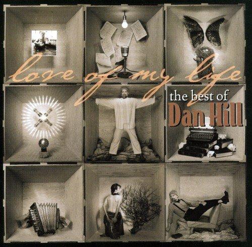 DAN HILL - The Best Love Album In The World... Ever - Zortam Music