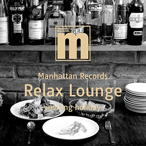 Manhattan Records Relax Lounge -inviti...