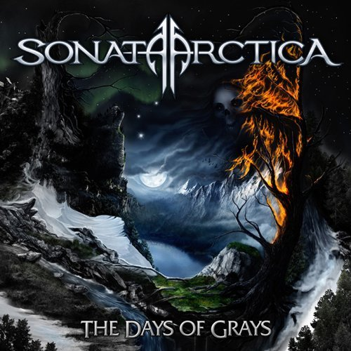 the-days-of-grays-by-sonata-arctica-2009-audio-cd
