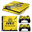 AGSP® FIFA 17 PS4 Console and DualShock 4 Controller Skin Set - PlayStation 4 Vinyl ...