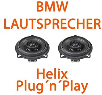 Helix Match MS 4X-BMW.1 BMW - 10cm Lautsprecher