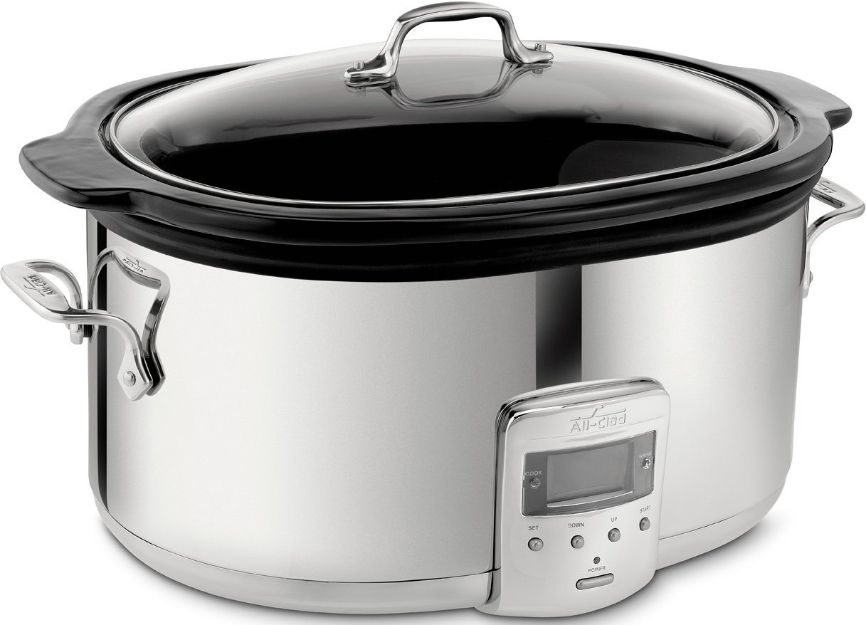 Best Slow Cookers All Clad 99009 Polished Stainless Steel