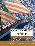 Government by the People, 2011 National, State, and Local Edition Plus MyPoliSciLab -- Access Card Package with eText -- Access Card Package (24th Edition) (0205073255) by Magleby, David B.