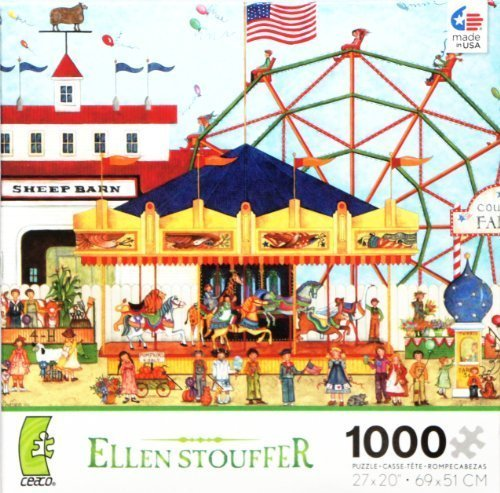 ellen-stouffer-county-fair-carousel-1000-pieces-jigsaw-puzzle-made-in-usa-puzzle