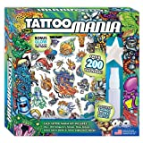 Savvi Tattoo Mania Tattoos Kit - 200 Pieces