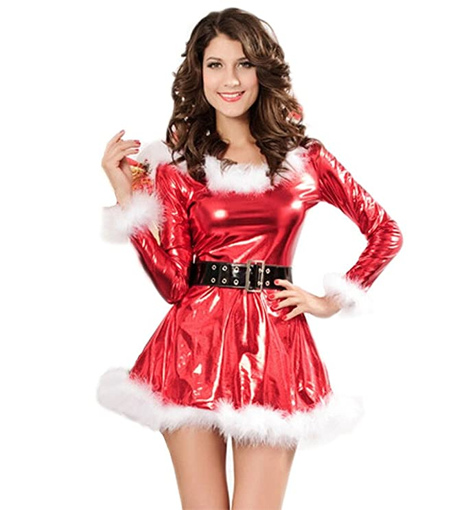 Sexy Santa's Helper Outfit